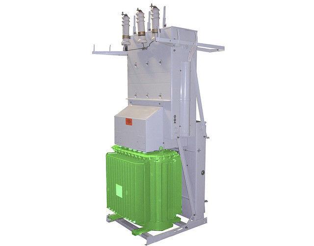 производство трансформаторных подстанций. 1
